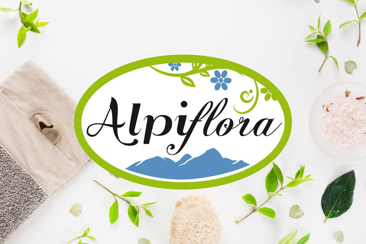 logo Alpiflora