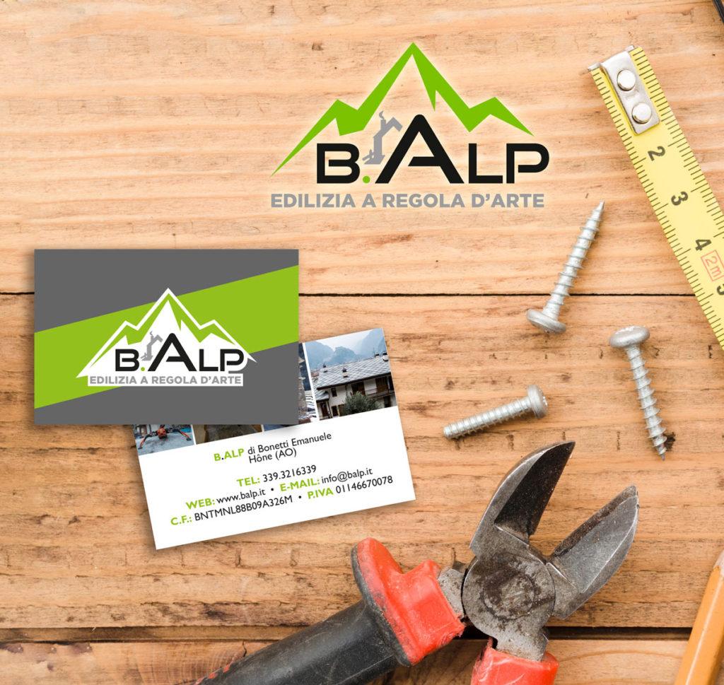 B alp impresa edile