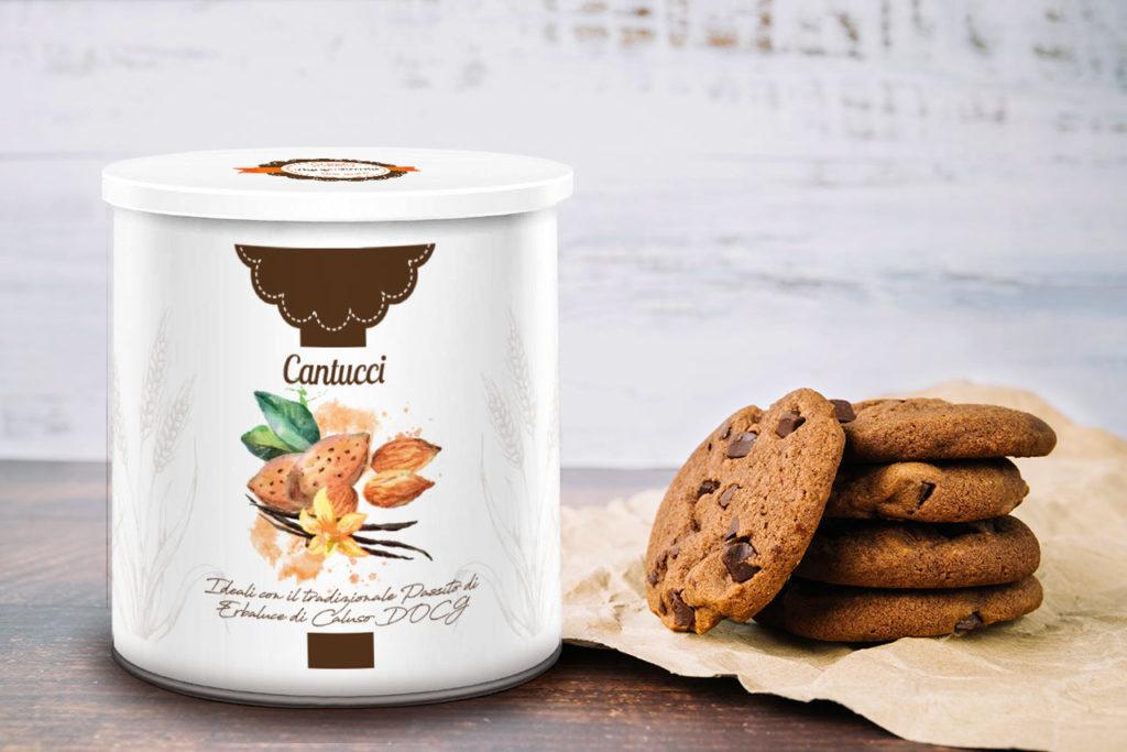 etichette biscotti