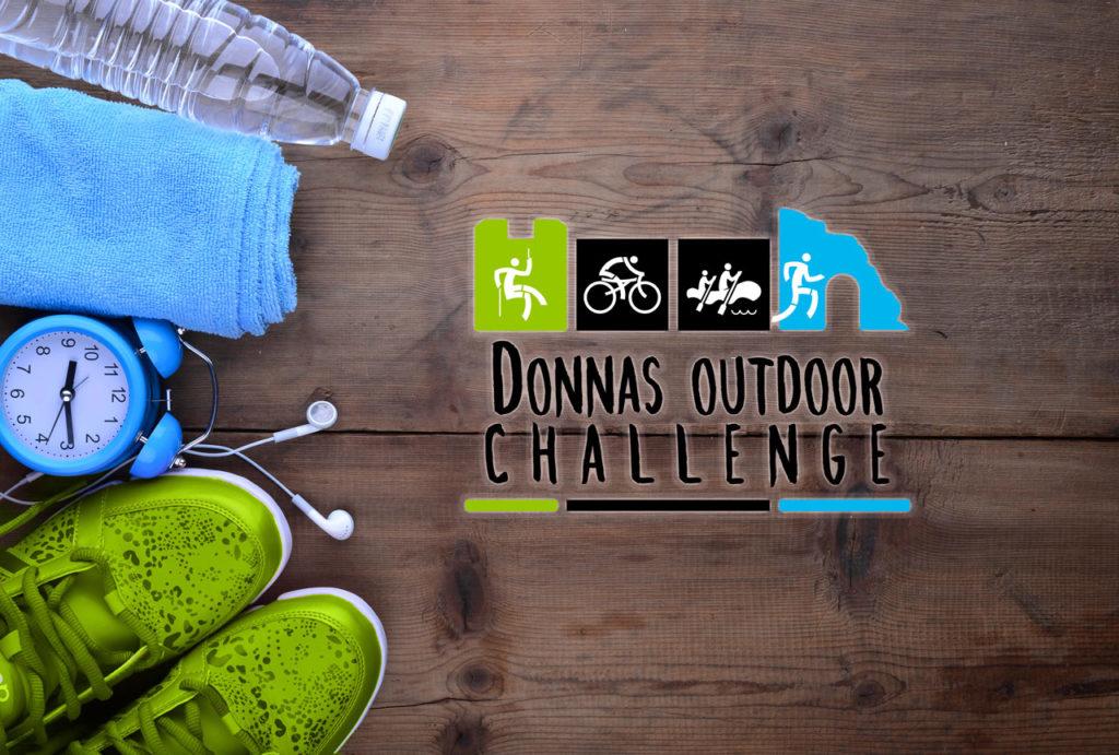 logo Donnas outdoor challenge
