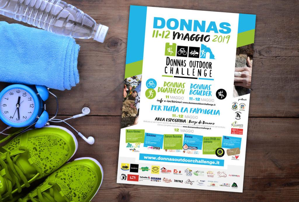 manifesto Donnas Outdoor Challenge